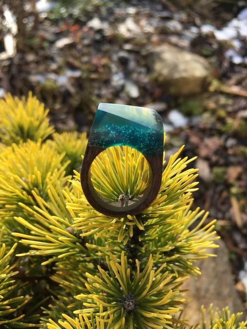 Drevený prsteň: Tajomná hmla