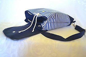 Batohy - Batôžtek námornícky / 1 ks na sklade - 11562710_