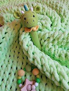 Textil - Set dračik - 11567260_