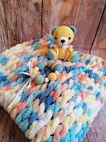 Textil - Set macko - 11567310_