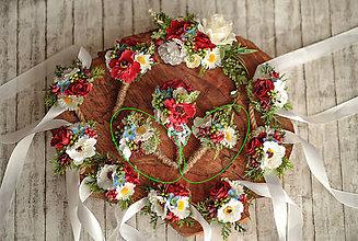 Pierka - Svadobné pierko pre otcov, družbov alebo svedkov - 11567528_