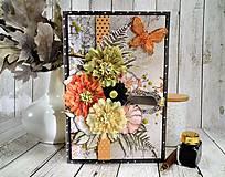 Papiernictvo - Slnečná pohľadnica - 11566680_