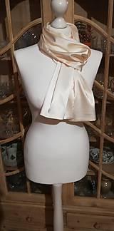 Smotanový šál