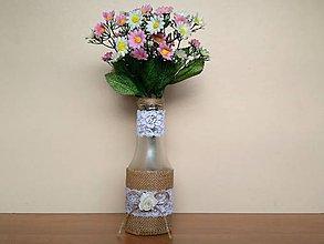 Dekorácie - Svadobná váza ❤️ - 11567323_