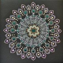 Obrázky - Mandala SOL´A´VANA (Dych Boží) - 11572764_