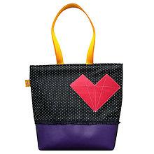 Veľké tašky - BAse XL - HEarT - 11572378_