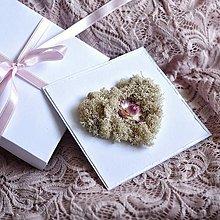 Papiernictvo - Pohľadnica Kvetinové srdce - 11571311_