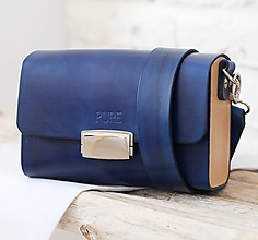 Kabelky - Kabelka CITY BAG ROYAL BLUE - 11569654_