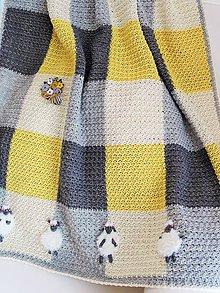 Textil - Jemňoučká vlna pro křehké drobečky - 11570240_