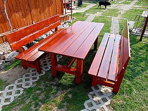 Nábytok - Záhradný set - 11570951_