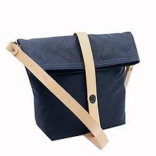 Kabelky - dámská kabelka WILD BLUE - 11571635_
