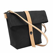 Kabelky - dámská kabelka WILD BLACK 3 - 11571696_