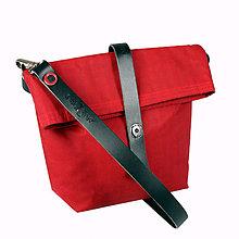 Kabelky - dámská kabelka WILD RED - 11571713_
