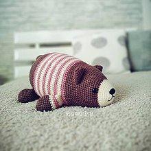 Hračky - Medveď Balu - 11575020_