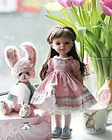 Hračky - Šaty pre bábiku Paola Reina 32 cm 2018 - 11577598_
