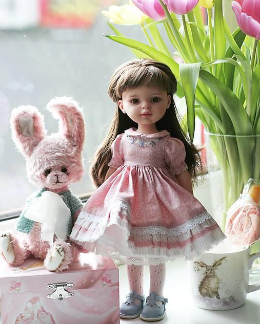 Šaty pre bábiku Paola Reina 32 cm 2018