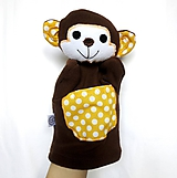 Maňuška opica - Opička zo Žltej doliny
