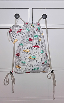 Detské tašky - Batôžtek pre škôlkara :-) - 11580440_