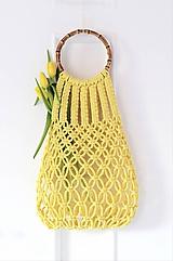 Nákupné tašky - Taška Lemon - 11579409_