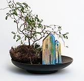 """Dekorácie - Drevené domčeky """"Pura vida"""" - 11580181_"""