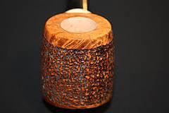 Iné - Štýlová fajka z briárového dreva #1912 - 11577227_