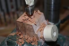 Iné - Štýlová fajka z briárového dreva #1912 - 11577230_
