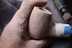 Iné - Štýlová fajka z briárového dreva #1912 - 11577231_