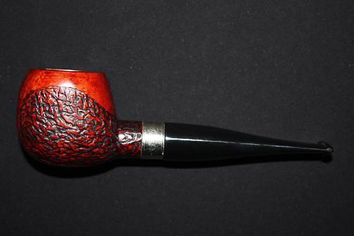 Štýlová fajka z briárového dreva #1812