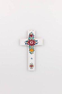 Dekorácie - Kríž - 11582017_