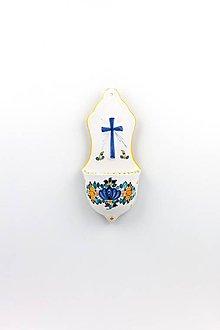 Dekorácie - Svätenička (Habánsky dekór) - 11582029_