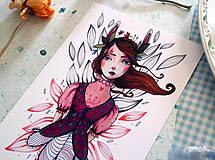 Grafika - Bunny girl - 11582175_