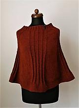 Iné oblečenie - Pončo s vôňou Portugalska- farmárska portugalská vlna - 11583976_