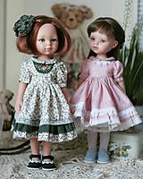 Hračky - Šaty pre bábiku Paola Reina 32 cm - 11581104_