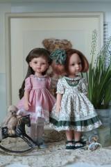 Hračky - Šaty pre bábiku Paola Reina 32 cm - 11581105_