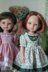 Hračky - Šaty pre bábiku Paola Reina 32 cm - 11581109_