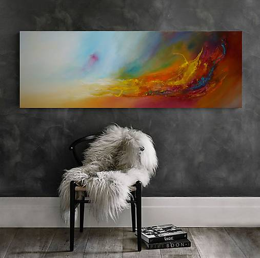 Obrazy - Láska a harmónia - 11582167_