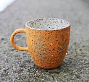 Nádoby - Oranžový mini  - 11581844_