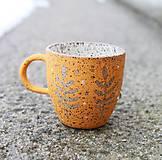 Nádoby - Oranžový mini  - 11581846_