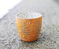 Nádoby - Oranžový mini  - 11581848_