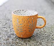 Nádoby - Oranžový mini  - 11581849_