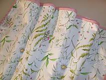 Úžitkový textil - Obrus 142cm x 105 cm. - 11582479_