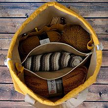 Iné tašky - Tvoritaška jednofarebná - 11582639_