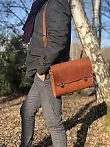 Veľké tašky - AKCIA! Messenger bag No.02 - 11581909_