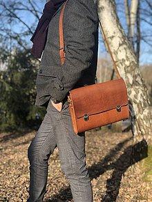 Veľké tašky - Messenger bag No.02 - 11581909_