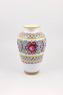 Nádoby - Váza Libuša - 11584557_