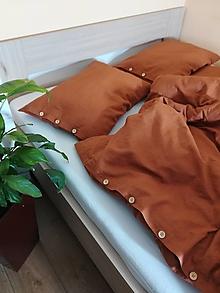 Úžitkový textil - Ľanové posteľné obliečky - 11587489_