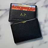 Iné doplnky - Cardholder / Obal na karty - 11585496_
