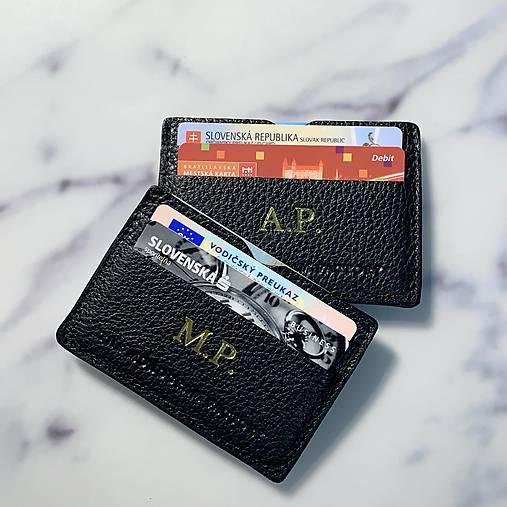 Cardholder / Obal na karty