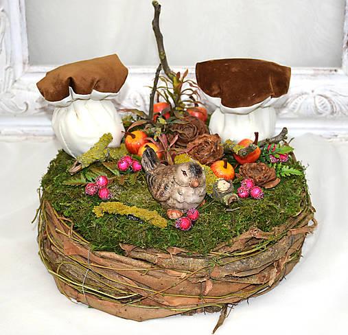Hniezdo s dubákmi