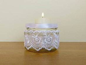 Svietidlá a sviečky - Svadobný svietnik ❤️ - 11586798_